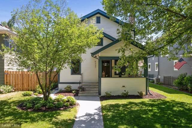 5337 Abbott Avenue S, Minneapolis, MN 55410 (#6011216) :: Tony Farah | Coldwell Banker Realty