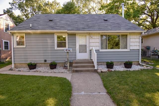 525 4th Avenue NE, Saint Cloud, MN 56304 (#6011359) :: Straka Real Estate