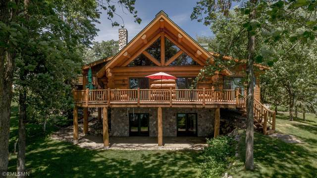 4401 Pine Point Drive NW, Walker, MN 56484 (#6011383) :: Servion Realty