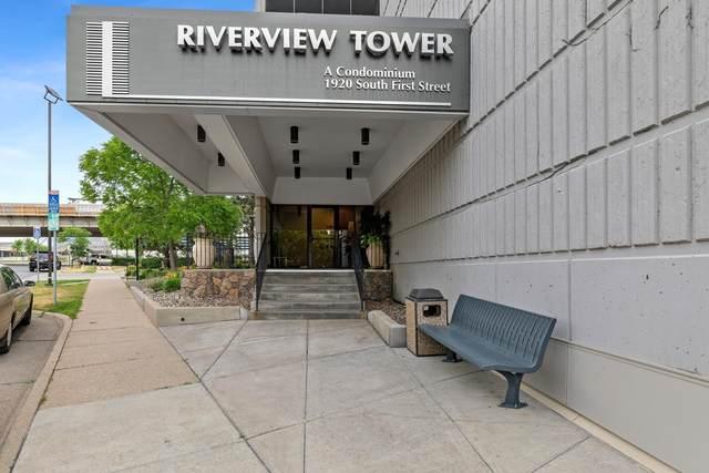 1920 S 1st Street D105, Minneapolis, MN 55454 (#6011416) :: Tony Farah | Coldwell Banker Realty