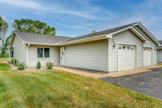 507 Raymond Street 2A, Somerset, WI 54025 (#6011419) :: Bos Realty Group