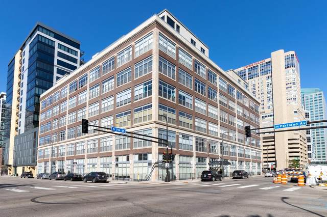 521 S 7th Street #602, Minneapolis, MN 55415 (#6011560) :: The Michael Kaslow Team
