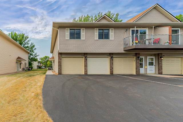 736 Parkside Drive 736F, Vadnais Heights, MN 55127 (#6011663) :: Bos Realty Group