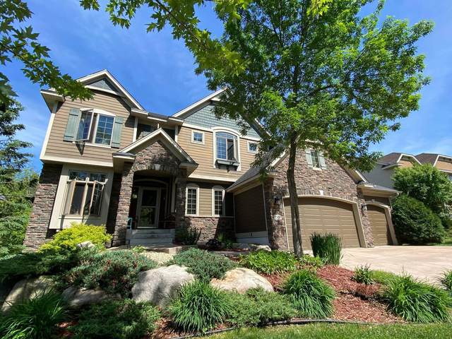 2300 Gervais Hills Drive, Little Canada, MN 55117 (#6011841) :: Bos Realty Group