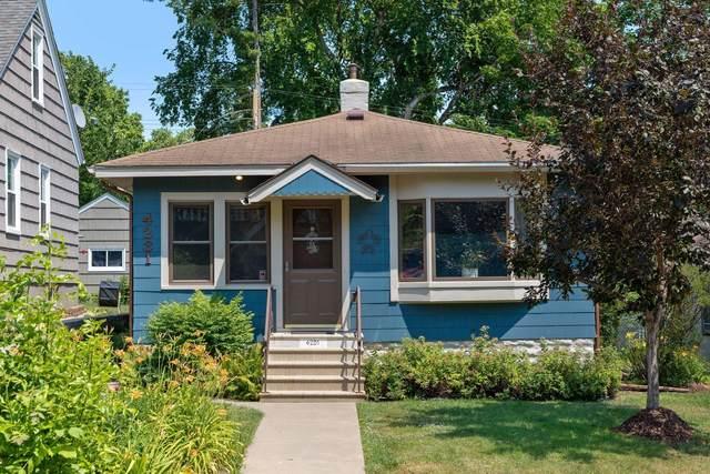 4231 20th Avenue S, Minneapolis, MN 55407 (#6011901) :: Straka Real Estate