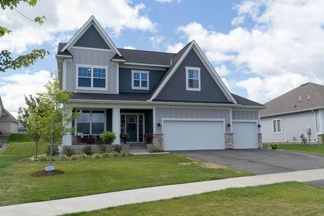 9809 8th Street N, Lake Elmo, MN 55042 (#6012278) :: The Smith Team