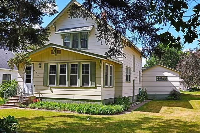 106 W Broadway Street, Starbuck, MN 56381 (#6012489) :: Straka Real Estate