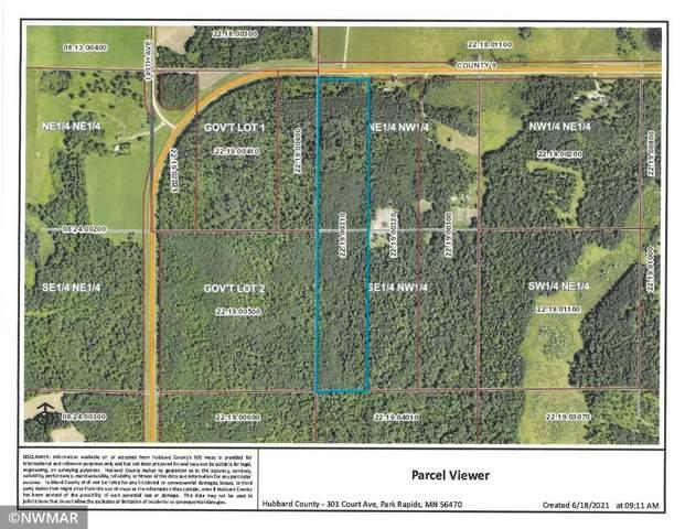 15427 County 9, Rockwood Twp, MN 56678 (#6012602) :: Carol Nelson | Edina Realty