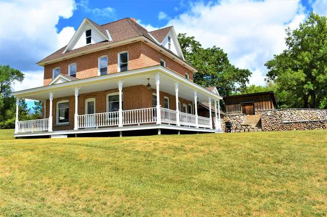 11333 Spruce Center Drive NE, Miltona, MN 56354 (#6012629) :: Straka Real Estate