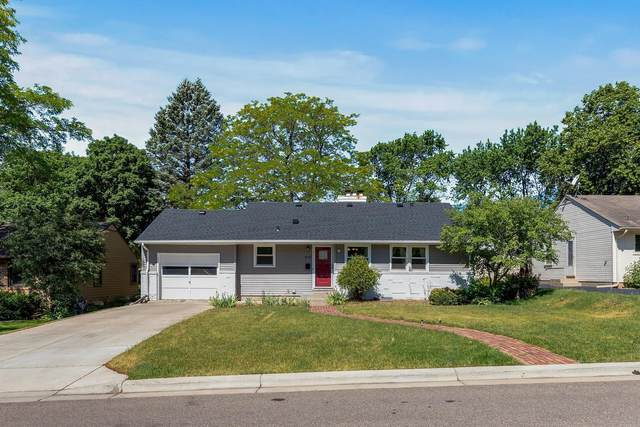 610 Park Valley Drive W, Hopkins, MN 55343 (#6013970) :: Holz Group
