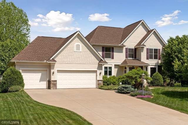 8996 Springwood Drive, Woodbury, MN 55125 (#6014225) :: The Smith Team