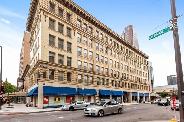 488 Wabasha Street N #602, Saint Paul, MN 55102 (#6014260) :: The Pietig Properties Group