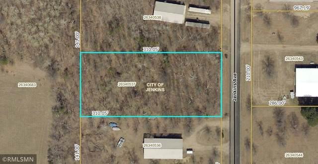 Tbd* Jenkins Avenue, Pequot Lakes, MN 56472 (#6014690) :: Straka Real Estate