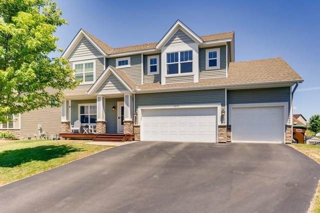 7091 168th Avenue NW, Ramsey, MN 55303 (#6015182) :: The Smith Team