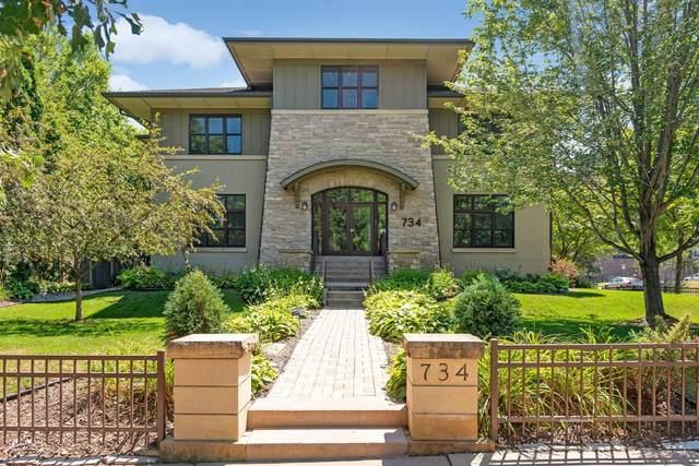 734 Summit Avenue #4, Saint Paul, MN 55105 (#6015501) :: Lakes Country Realty LLC