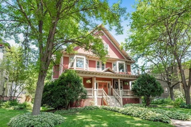 545 Ashland Avenue #4, Saint Paul, MN 55102 (#6019080) :: Lakes Country Realty LLC