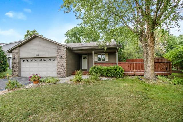 908 Gramsey Place, Burnsville, MN 55306 (#6021725) :: Twin Cities South