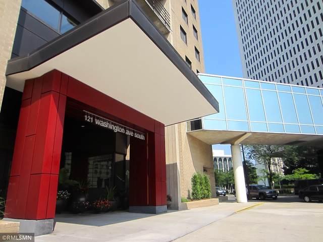 121 Washington Avenue S #814, Minneapolis, MN 55401 (#6022324) :: Bos Realty Group