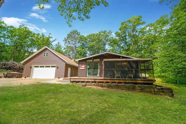 28655 Hawks Nest Drive, Jackson Twp, WI 54830 (#6024788) :: Bos Realty Group