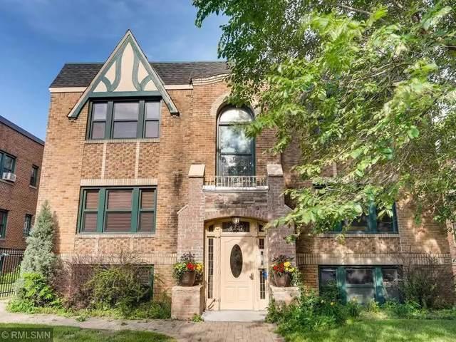 4227 Nicollet Avenue #1, Minneapolis, MN 55409 (#6025769) :: Straka Real Estate