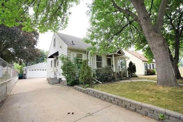 1606 Fremont Avenue, Saint Paul, MN 55106 (#6027186) :: The Pomerleau Team