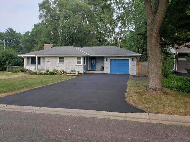 1842 Ide Street, Maplewood, MN 55109 (#6028730) :: Lakes Country Realty LLC