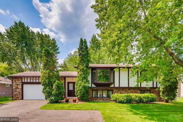 11410 Crooked Lake Boulevard NW, Coon Rapids, MN 55433 (#6028898) :: Bos Realty Group