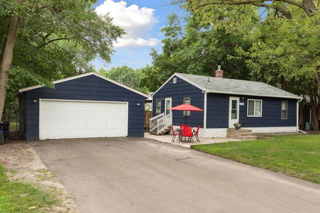 2244 Hillview Road, Mounds View, MN 55112 (#6029329) :: The Smith Team