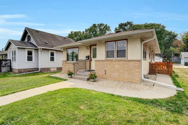 4144 Jackson Street NE, Columbia Heights, MN 55421 (#6030067) :: Lakes Country Realty LLC