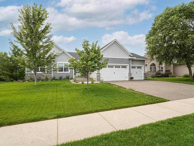22502 Zion Parkway NW, Oak Grove, MN 55011 (#6030205) :: The Pietig Properties Group