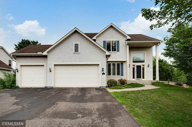 3721 94th Court N, Brooklyn Park, MN 55443 (#6030642) :: Lakes Country Realty LLC