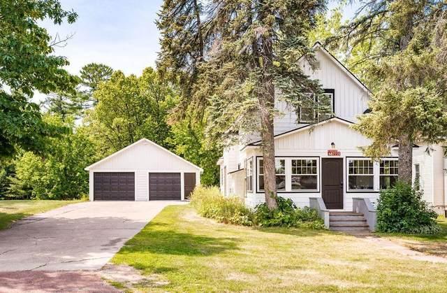 6877 1st Avenue W, Lake Nebagamon, WI 54849 (#6046923) :: The Duddingston Group