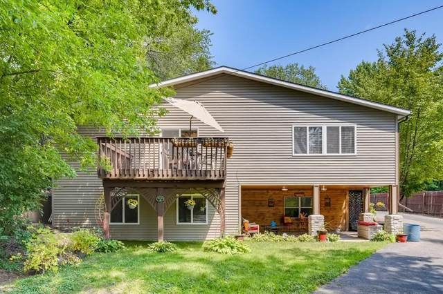 739 County Road B E, Maplewood, MN 55117 (#6046988) :: Bos Realty Group