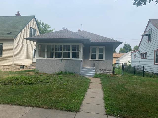 1025 Rose Avenue E, Saint Paul, MN 55106 (#6068103) :: The Pietig Properties Group