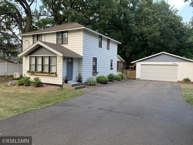 1814 Oak Grove Road SW, Saint Cloud, MN 56301 (#6068235) :: Twin Cities South