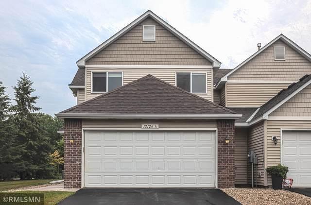 12126 Xylite Street NE A, Blaine, MN 55449 (#6068446) :: The Pietig Properties Group