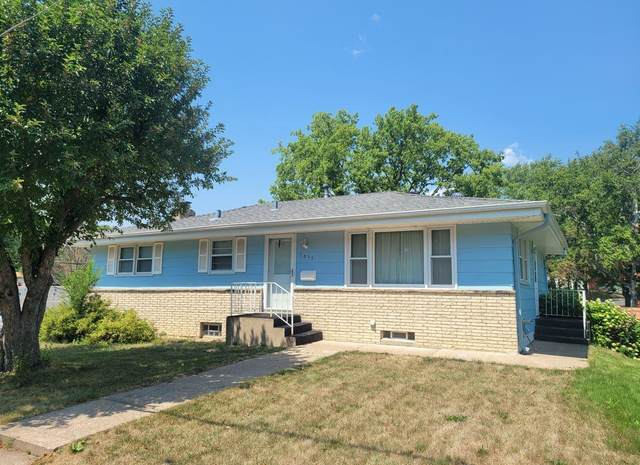1655 40th Avenue NE, Columbia Heights, MN 55421 (#6068854) :: The Pietig Properties Group