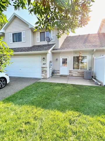 3853 232nd Avenue NW #107, Saint Francis, MN 55070 (#6068857) :: Servion Realty