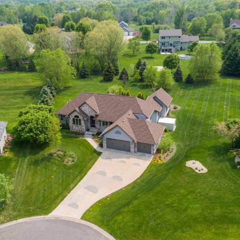4010 136th Lane NE, Ham Lake, MN 55304 (#6068867) :: The Pietig Properties Group