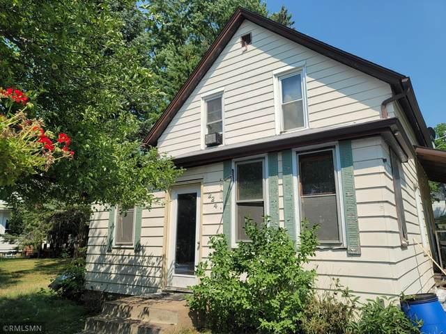 224 N Washington Street, Saint Croix Falls, WI 54024 (#6069054) :: The Pietig Properties Group