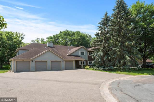 4350 Buckingham Court #1601, Vadnais Heights, MN 55127 (#6071237) :: Bos Realty Group
