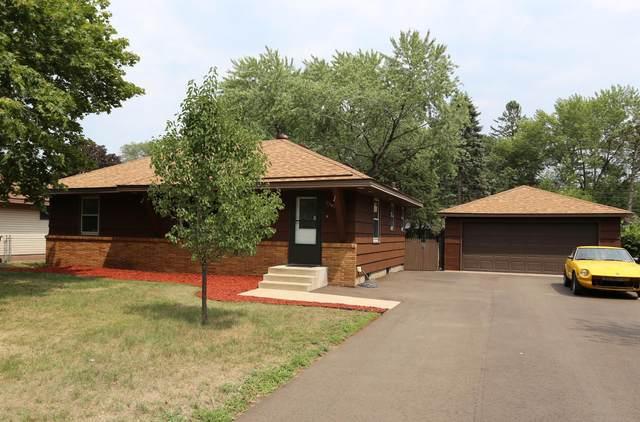 9349 5th Street NE, Blaine, MN 55434 (#6071937) :: Helgeson Platzke Real Estate Group