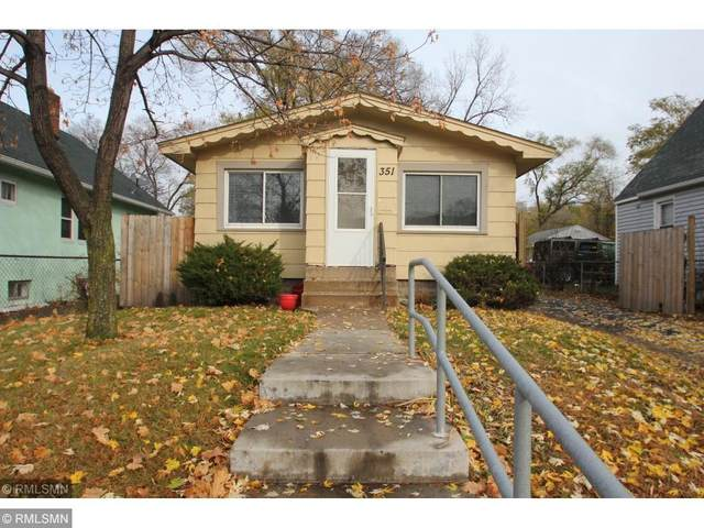 351 Maryland Avenue E, Saint Paul, MN 55130 (#6071950) :: Twin Cities Elite Real Estate Group   TheMLSonline