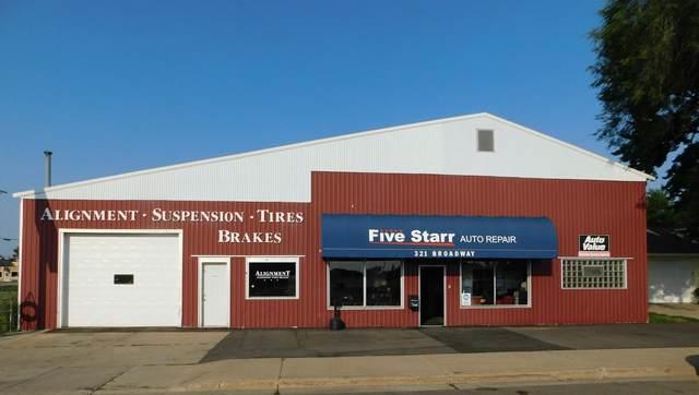 321 Broadway Avenue N, Foley, MN 56329 (#6072954) :: The Jacob Olson Team