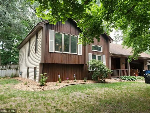 19 Oak Leaf Lane, Circle Pines, MN 55014 (#6073369) :: Bos Realty Group