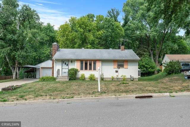 2091 Cohansey Boulevard, Roseville, MN 55113 (#6074176) :: Bos Realty Group