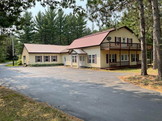 W7421 Highway 70, Evergreen Twp, WI 54801 (#6076056) :: The Duddingston Group