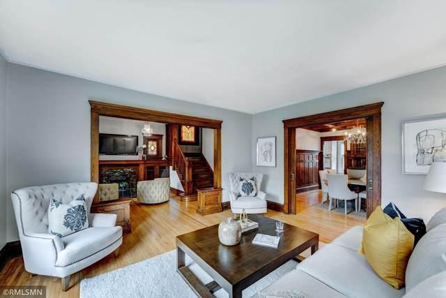 2105 Emerson Avenue S, Minneapolis, MN 55405 (MLS #6076474) :: RE/MAX Signature Properties