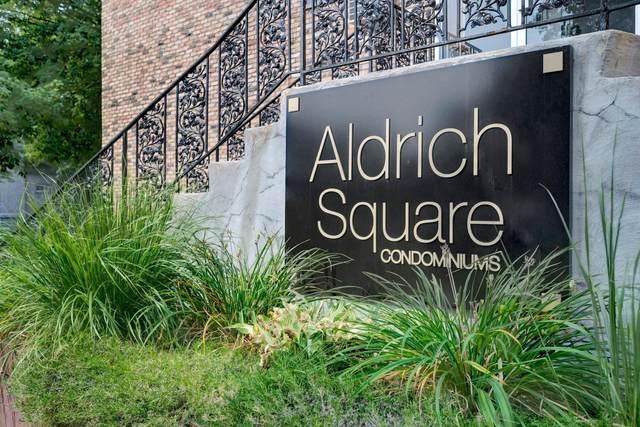 2446 Aldrich Avenue S #108, Minneapolis, MN 55405 (#6076546) :: Happy Clients Realty Advisors