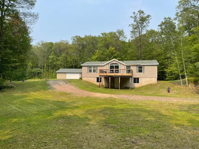 N1961 Long Lake Road, Birchwood, WI 54817 (#6076552) :: The Duddingston Group